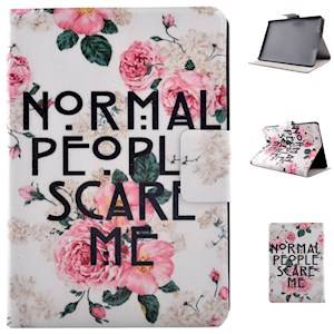 Cover - Normal people scare me- til Kindle 8 fra eBookReader