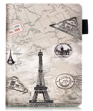 Cover - Paris - til Kindle og Paperwhite