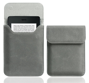 Cover - Seude Sleeve - til Kindle 8, Paperwhite, Kobo & Voyage