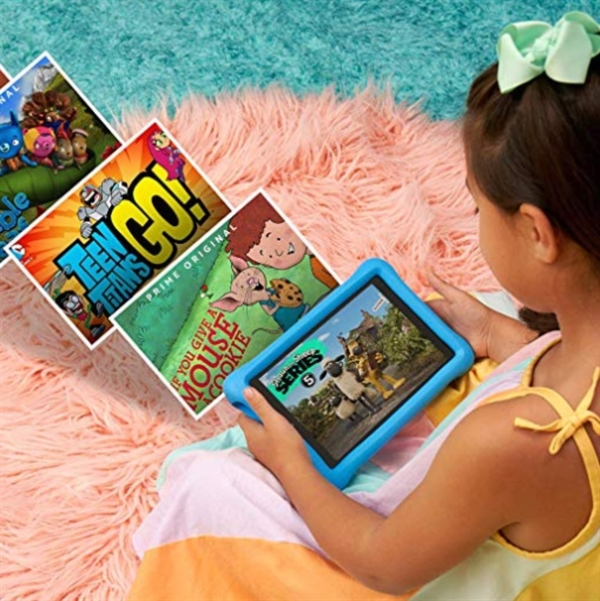 KindleShop Kindle Fire Kids Edition HD 8 underholdning