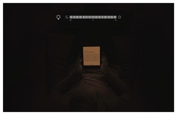 eBookReader Note Air / 3 varm lys