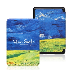 eBookReader Paperwhite 4 cover Van Gogh Wheat Field Under A Cloudy Sky