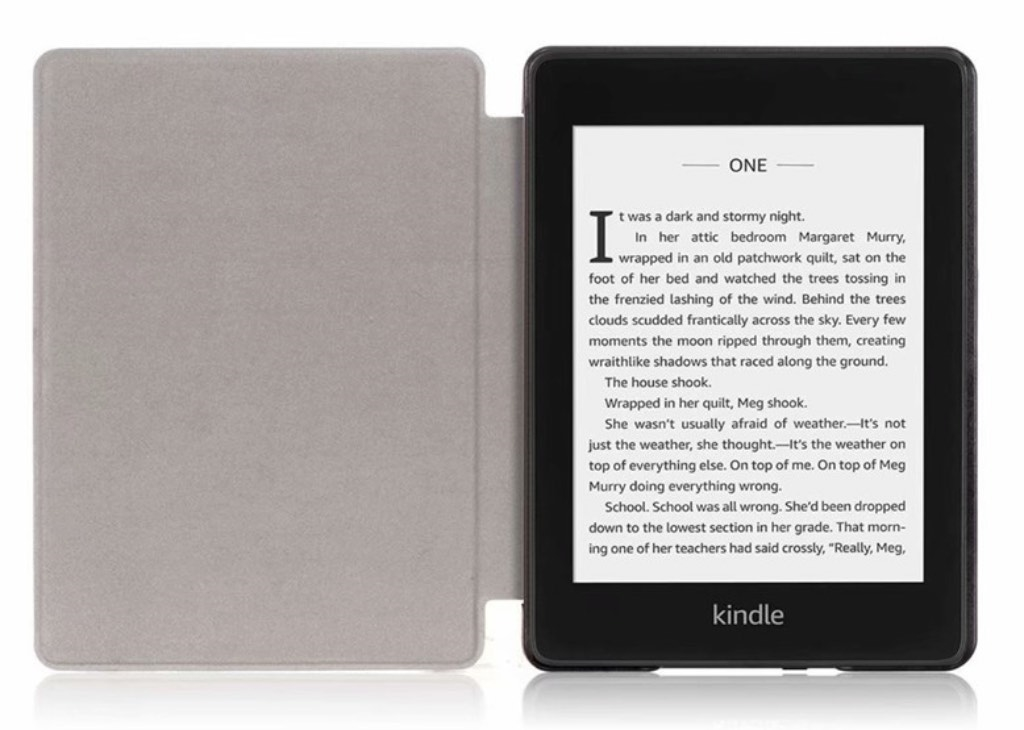 KindleShop Paperwhite 4 cover indre side