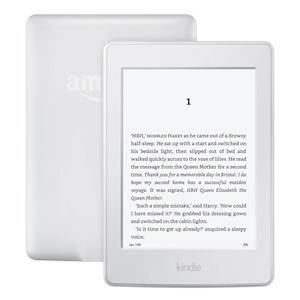 Kindle Paperwhite black and white fra eBookReader