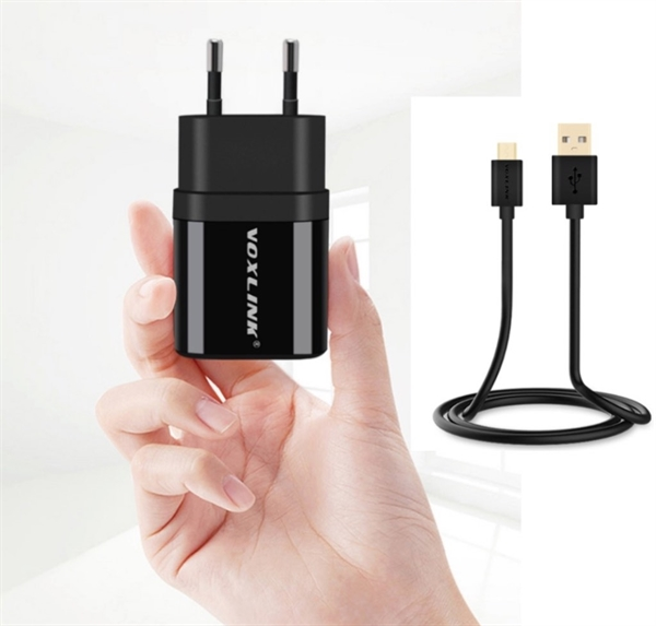 eBookReader USB ebogslæser opladersæt