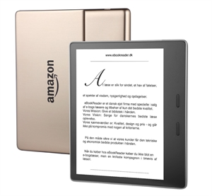 eBookReader Amazon Kindle Oasis Gold guld