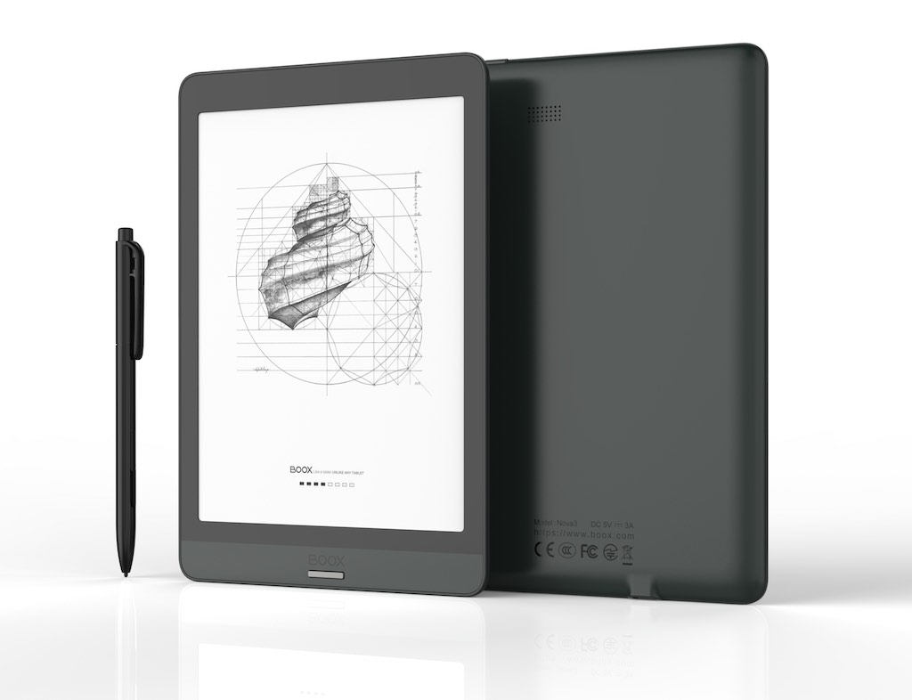 eBookReader Onyx BOOX Nova 3