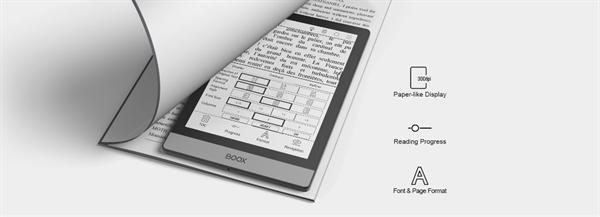 eBookReader Onyx BOOX Poke 3 - ligesom bøger