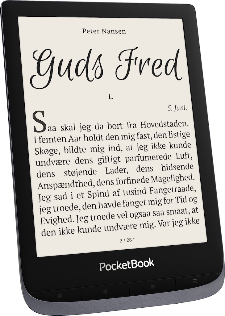 eBookReader PocketBook Touch HD 3