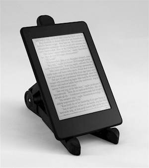 Plastik stander / holder til Kindle